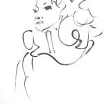 Rysunek Małgorzaty Kulczyk - Joanna Trzepiecińska 2012
