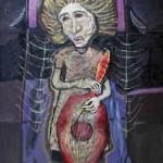 Marian Siwek - Ida grająca na lirze